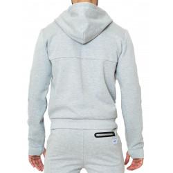 Supawear Apex Jacket Grey Marle (T5641)