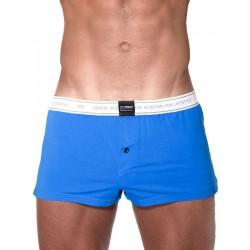 2Eros Core Boxer Shorts Underwear Blue (T2632)