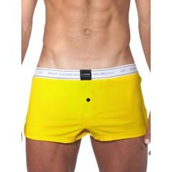 2Eros Core Boxer Shorts Underwear Yellow (T2630)