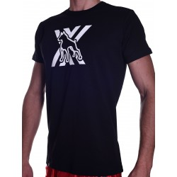 BoXer X-Dog T-Shirt Black (T5577)