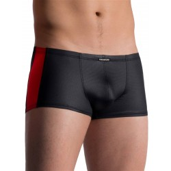 Manstore Micro Pants M758 Underwear Black/Red