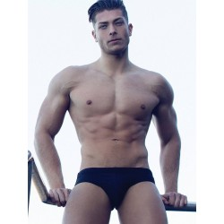 2Eros Core Swim Briefs Swimwear Black