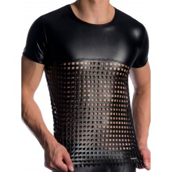 Manstore Casual Tee M767 T-Shirt Black