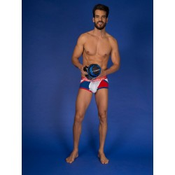Rounderbum Fan Edition Anatomic Boxer Trunk Underwear France