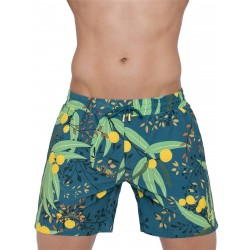 2Eros Australiana Flora Swim Shorts Acacia (T5705)