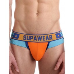 Supawear Spectrum Jockstrap Underwear Blazing Orange
