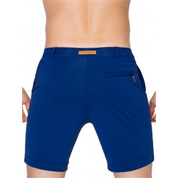 2Eros Long Bondi Bar Beach Swim Shorts Navy (T6107)