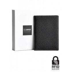 2eros RFID Icon Passport Wallet (T6118)