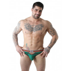 GBGB Grayson Jock Brief Underwear Green (T6065)