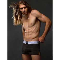 2Eros Core Series 2 Boxer Shorts Underwear Charcoal