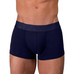 Rounderbum Padded Boxer Trunk Underwear Navy Blue (T6346)