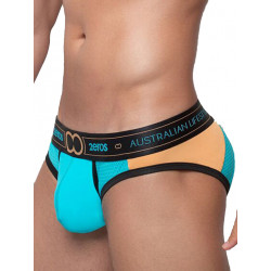 2Eros CoAktiv Brief Underwear Rust