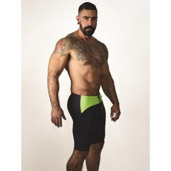 Mister B URBAN Mallorca Cycle Shorts Yellow