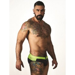Mister B URBAN Malta Swim Briefs Yellow