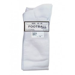 MisterB Football Socks White