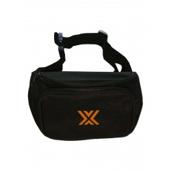 Boxer Bum Bag Black w. Orange X