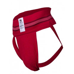 MM The Original No. 10 Jockstrap Underwear Scarlet Red 3 inch (T7418)