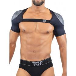 TOF 3D Full Harness Black/Dark Grey (T7535)