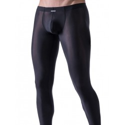 Manstore Strapped Leggings M101 Underwear Black (T3547)