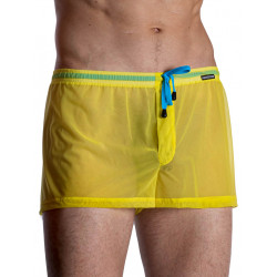 Manstore Boxer Shorts M963 Underwear Yellow