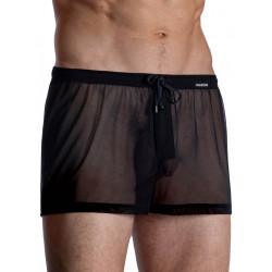 Manstore Boxer Shorts M963 Underwear Black