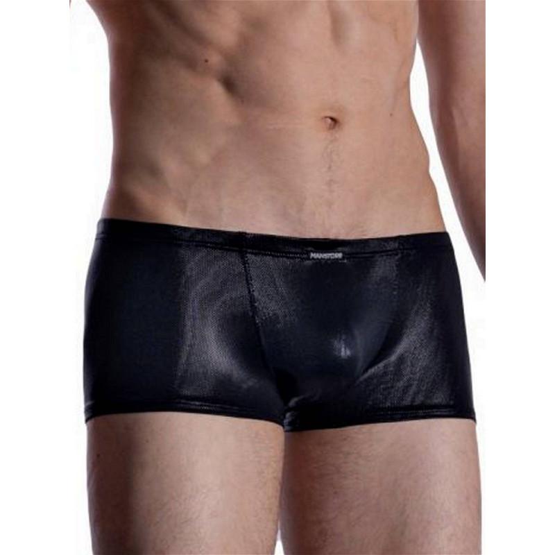 Manstore Micro Pants M2009 Underwear Black (T7798)