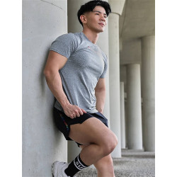 Supawear Spectrum Running Shorts Black (T7792)