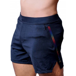 Supawear Spectrum Running Shorts Black (T7792)