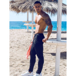 2Eros Bondi Pants Black (T7982)