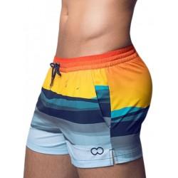 2Eros Print Swimshorts Twilight (T8022)
