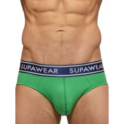 Supawear Supadupa MK II Jock Brief Underwear Green
