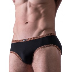 Manstore Expo Brief M523 Underwear Black