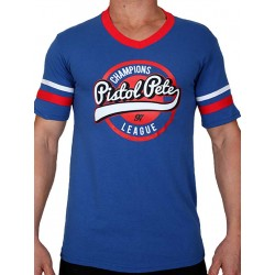 Pistol Pete Champions Short Sleeve Tee T-Shirt Royal