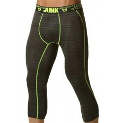 Junk Balance Street Runner Shin Length Underwear Yellow