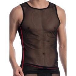 Olaf Benz Tanktop T-Shirt RED1606 Black