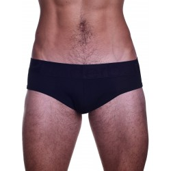 Rounderbum Jock Brief Underwear Black