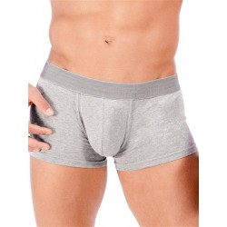 Rounderbum Padded Boxer Trunk Underwear Grey