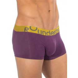 Rounderbum Lift Trunk Underwear Heather Purple (T4827)