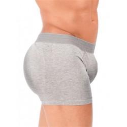 Rounderbum Padded Boxer Underwear Grey