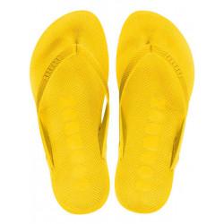 Boombuz Taiga Basic Naked Mens Flips Yellow