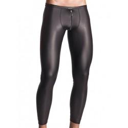 Manstore Zipped Leggins M510 Underwear Black